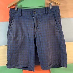Lululemon Checkered Short size 34